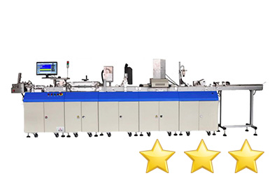 Magnetic Card Encoding and UV Printing System RD-STUV