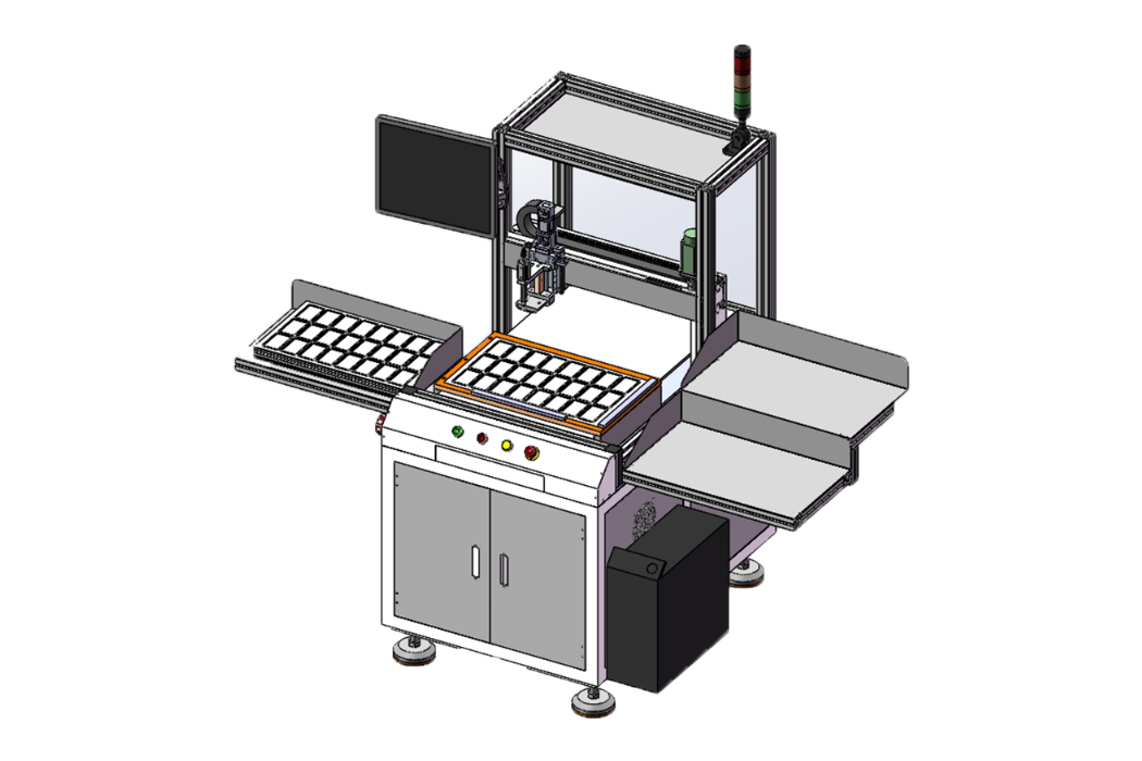 Auto Sheet Inlay Tester RD-ASIT-01